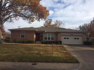 Dallas Single Family Home For Sale: 2546 Telegraph Avenue