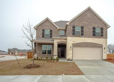 Little Elm Single Family Home For Sale: 2801 Bird Creek Court
