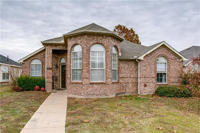 Allen Single Family Home Active Option Contract: 1511 Oak Tree Road