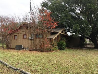 Comanche County Single Family Home For Sale: 803 Tanglewood Avenue