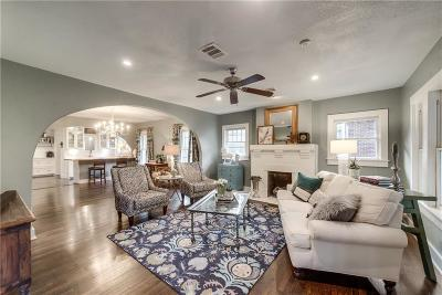 Fort Worth Single Family Home For Sale: 1921 Patton Court