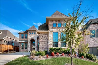 Frisco Single Family Home For Sale: 5372 Highflyer Hills Trail