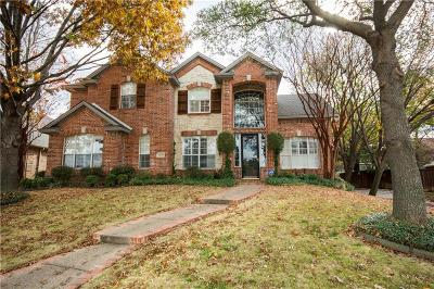 Lewisville Single Family Home For Sale: 1328 Baythorne Drive