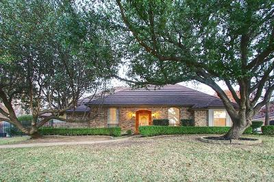 Colleyville Single Family Home For Sale: 3713 Brentwood Court