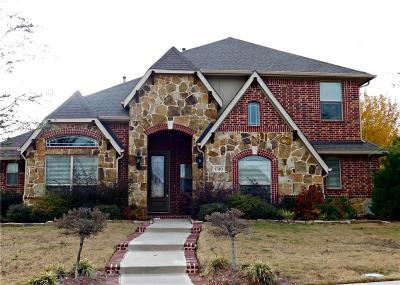 Prosper  Residential Lease For Lease: 1510 Cedar Ridge Drive