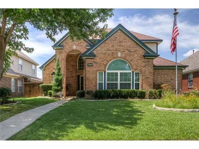 Frisco Single Family Home For Sale: 9720 Preston Vineyard Drive