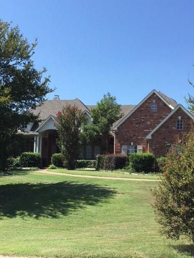 Flower Mound Single Family Home For Sale: 2501 Paradise Lane