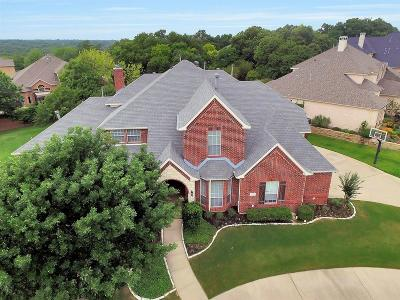Highland Village Single Family Home For Sale: 3315 Mayfair Court