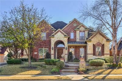Allen Single Family Home For Sale: 18 Carter Court