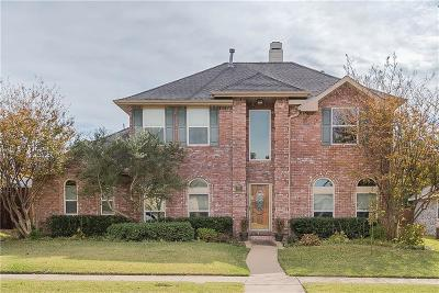 Carrollton Single Family Home For Sale: 2910 Panorama Drive