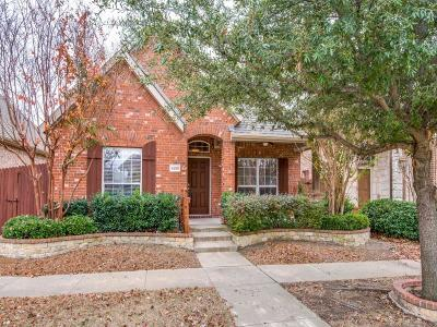 Frisco Single Family Home For Sale: 9259 Welch Folly Lane