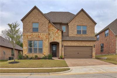 McKinney Single Family Home For Sale: 4124 Angelina Drive
