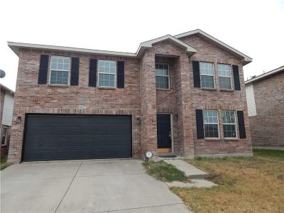 Fort Worth Single Family Home For Sale: 16617 Windthorst Way