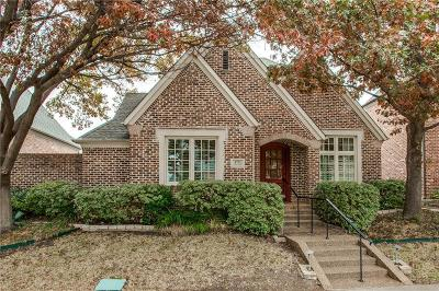 Dallas Single Family Home For Sale: 5771 Prestwick Lane