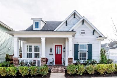 McKinney Single Family Home For Sale: 7437 Ardmore Street
