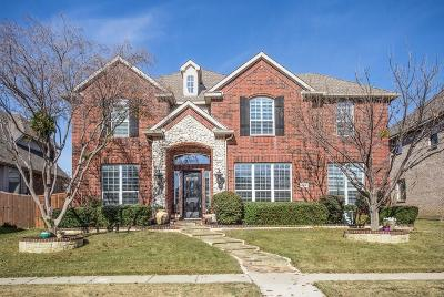 Frisco Single Family Home For Sale: 2436 Sleepy Hollow Trail
