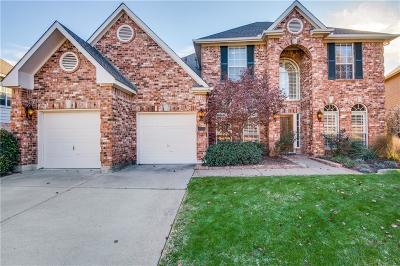 Highland Village Single Family Home For Sale: 2703 Knoll Court