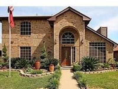 Flower Mound Single Family Home Active Option Contract: 720 Stone Trail Drive