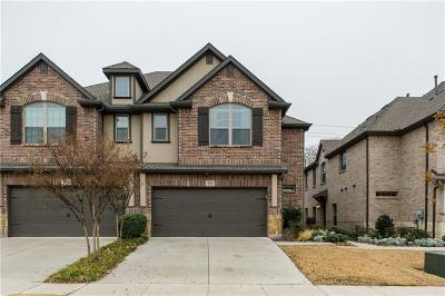Plano Townhouse For Sale: 925 Brookville Court
