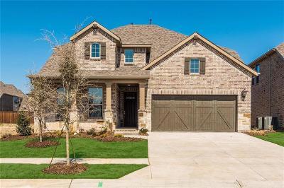 Celina Single Family Home For Sale: 1417 Bridgewater Boulevard