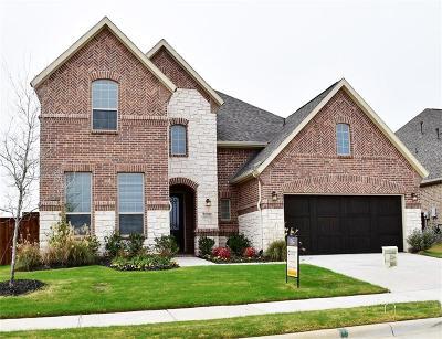 Prosper Single Family Home For Sale: 1140 Pianzola Way