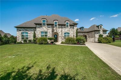 Southlake Single Family Home For Sale: 721 Monte Carlo Drive