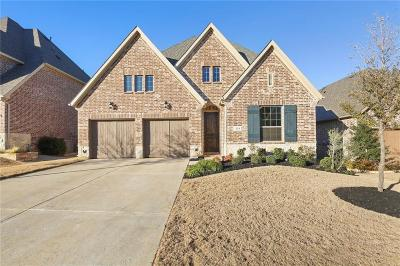 Grapevine Single Family Home Active Option Contract: 334 Park Hill Lane