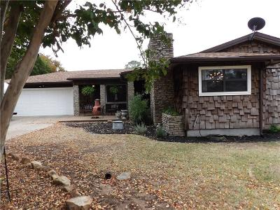 Mineral Wells TX Single Family Home For Sale: $229,000