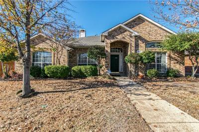 Single Family Home For Sale: 2621 Hackberry Creek