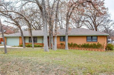 Azle Single Family Home For Sale: 1101 Jarvis Lane