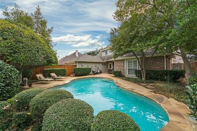 Allen Single Family Home For Sale: 1105 Springfield Lane