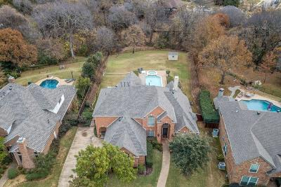 Flower Mound Single Family Home For Sale: 1824 Walden Boulevard
