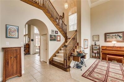 Highland Village Single Family Home For Sale: 705 Windsor Court