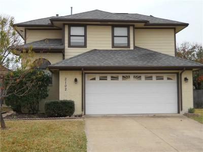 Carrollton Single Family Home For Sale: 2102 Cologne Drive