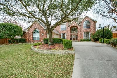 McKinney Single Family Home Active Contingent: 4807 Ivyleaf Lane