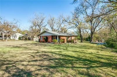 Cleburne Single Family Home Active Contingent: 505 S Walnut Street