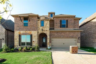 McKinney Single Family Home For Sale: 4012 Angelina Drive