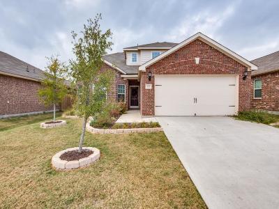 Princeton Single Family Home For Sale: 126 Cottonwood Drive