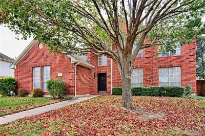 Arlington Single Family Home Active Kick Out: 2015 Crossbow Lane