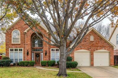Flower Mound Single Family Home For Sale: 4201 Addington Place