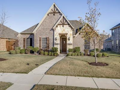 Frisco Single Family Home For Sale: 12374 Flowering