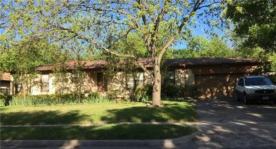 Dallas Single Family Home For Sale: 9739 Cloister Drive