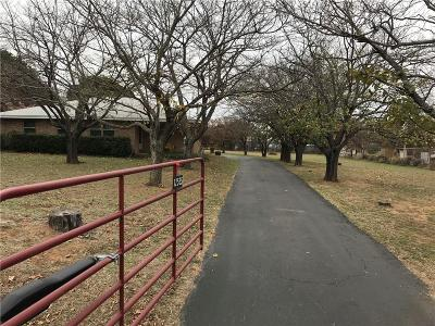 Burleson TX Single Family Home For Sale: $180,000