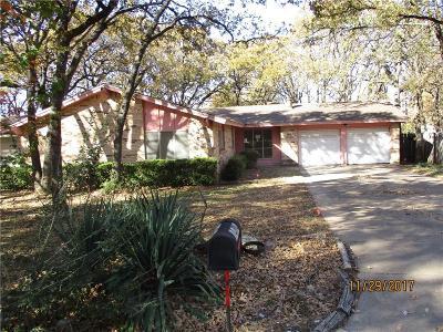 Arlington Single Family Home For Sale: 1404 Oxford Street
