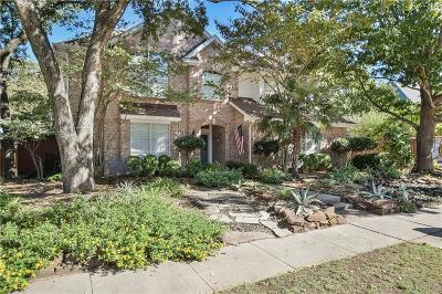 North Richland Hills Single Family Home For Sale: 8921 Trails Edge Drive