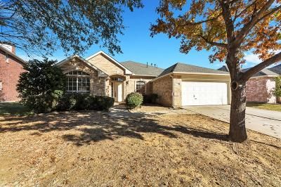 Flower Mound Single Family Home Active Option Contract: 2608 Timberline Drive