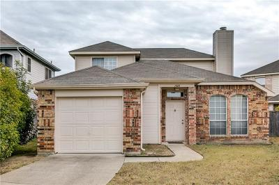 Allen Single Family Home Active Option Contract: 1625 Collin Drive