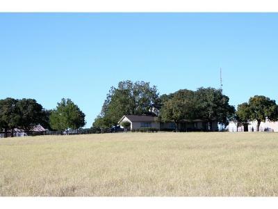 Granbury Farm & Ranch For Sale: 2300 Fall Creek Highway