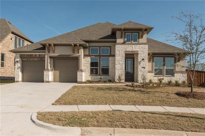 McKinney Single Family Home For Sale: 1000 Bull Creek Drive