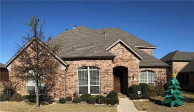 Single Family Home For Sale: 3709 Meadow Bluff Court